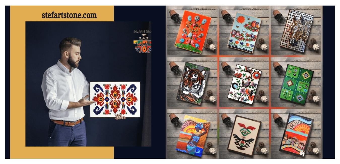 картини, пано, дървени, ръчна изработка, картини за всекидневна, евтини картини, български, мотиви, символи, България, българско